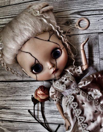 Blythe Art doll