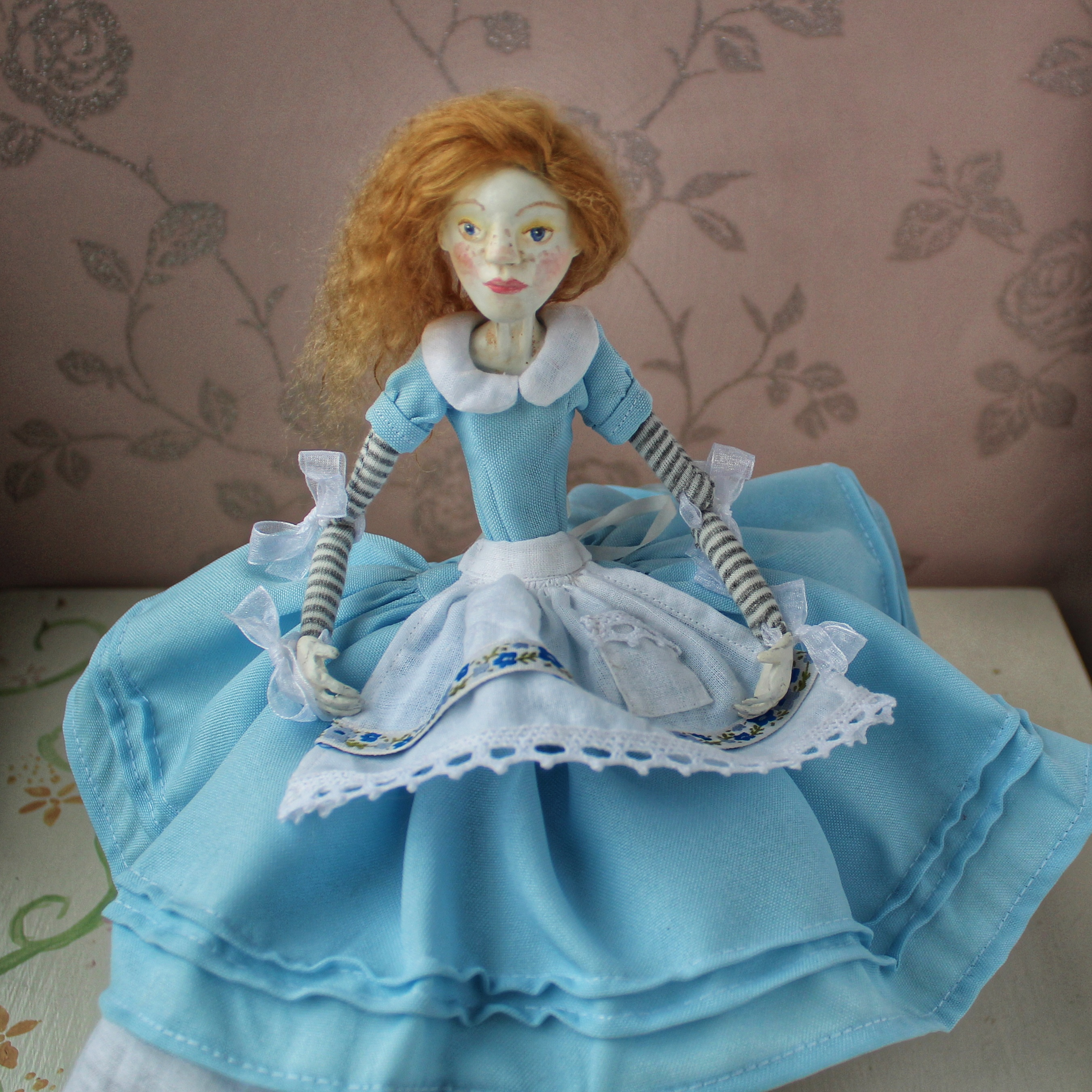 Alice in wonderland Art Doll.jpg