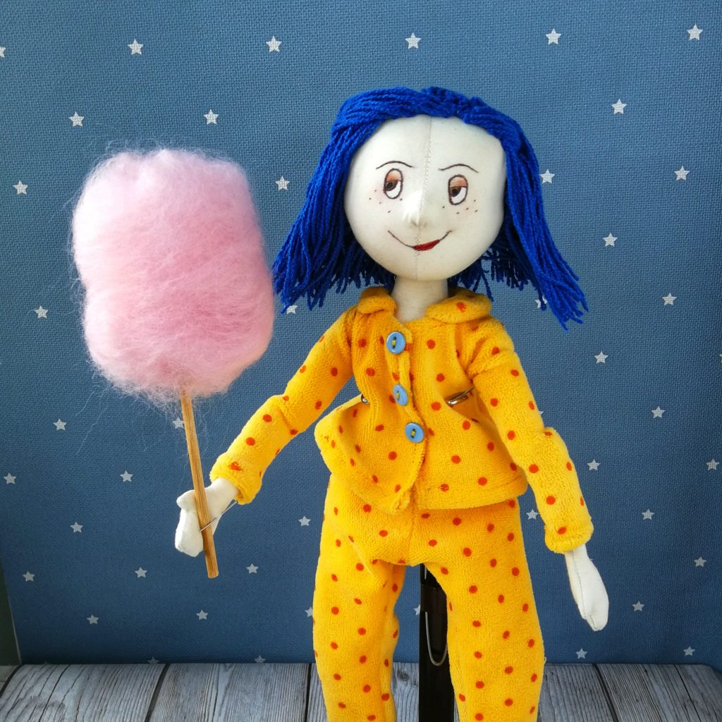 Coraline commission