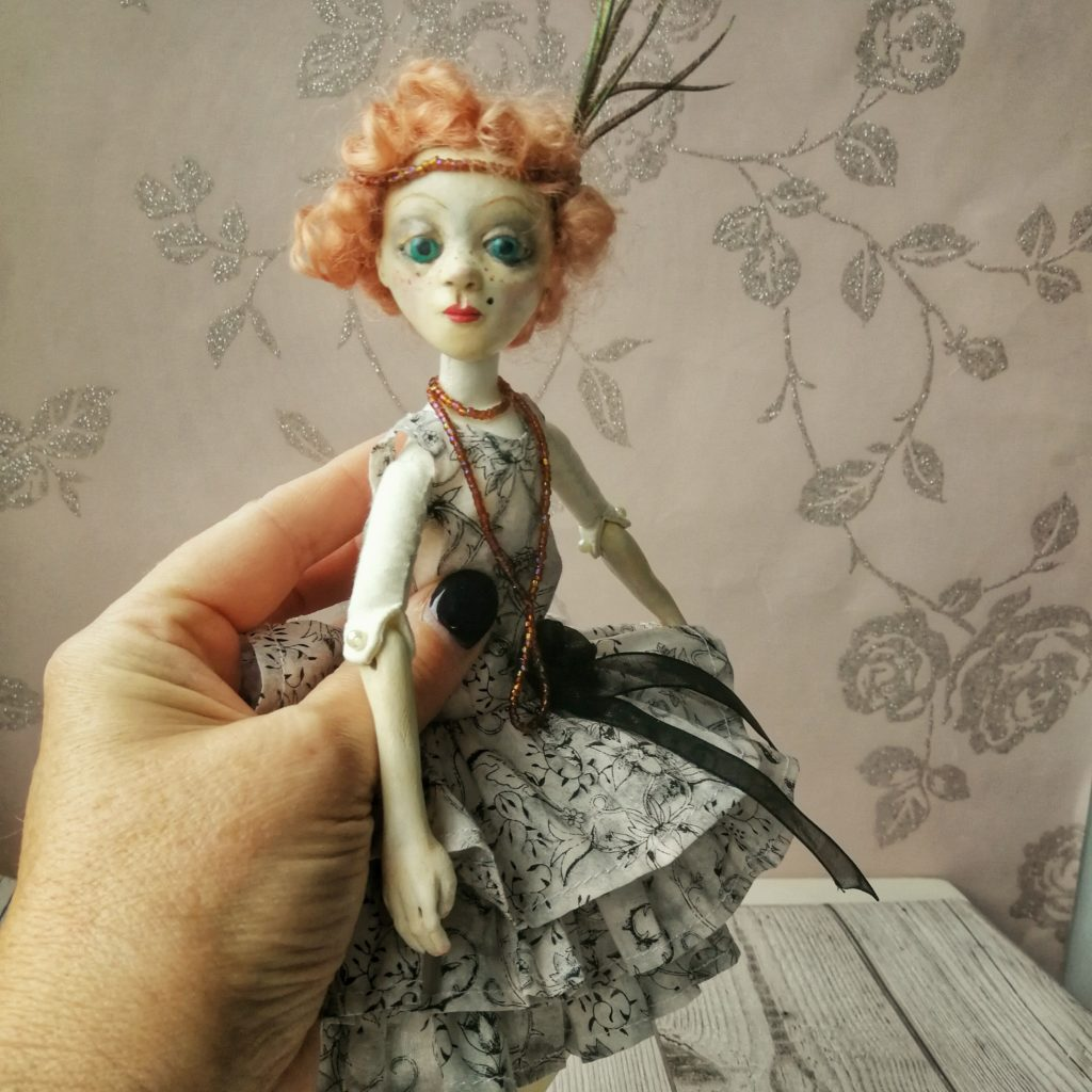 Dolores - art doll