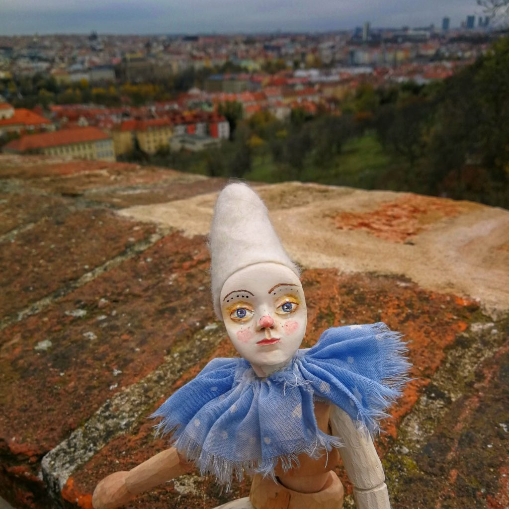 Maurice in Prague