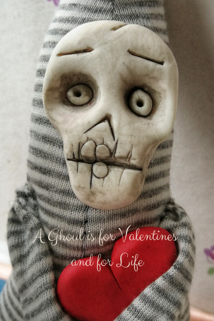 Ghoul with a heart