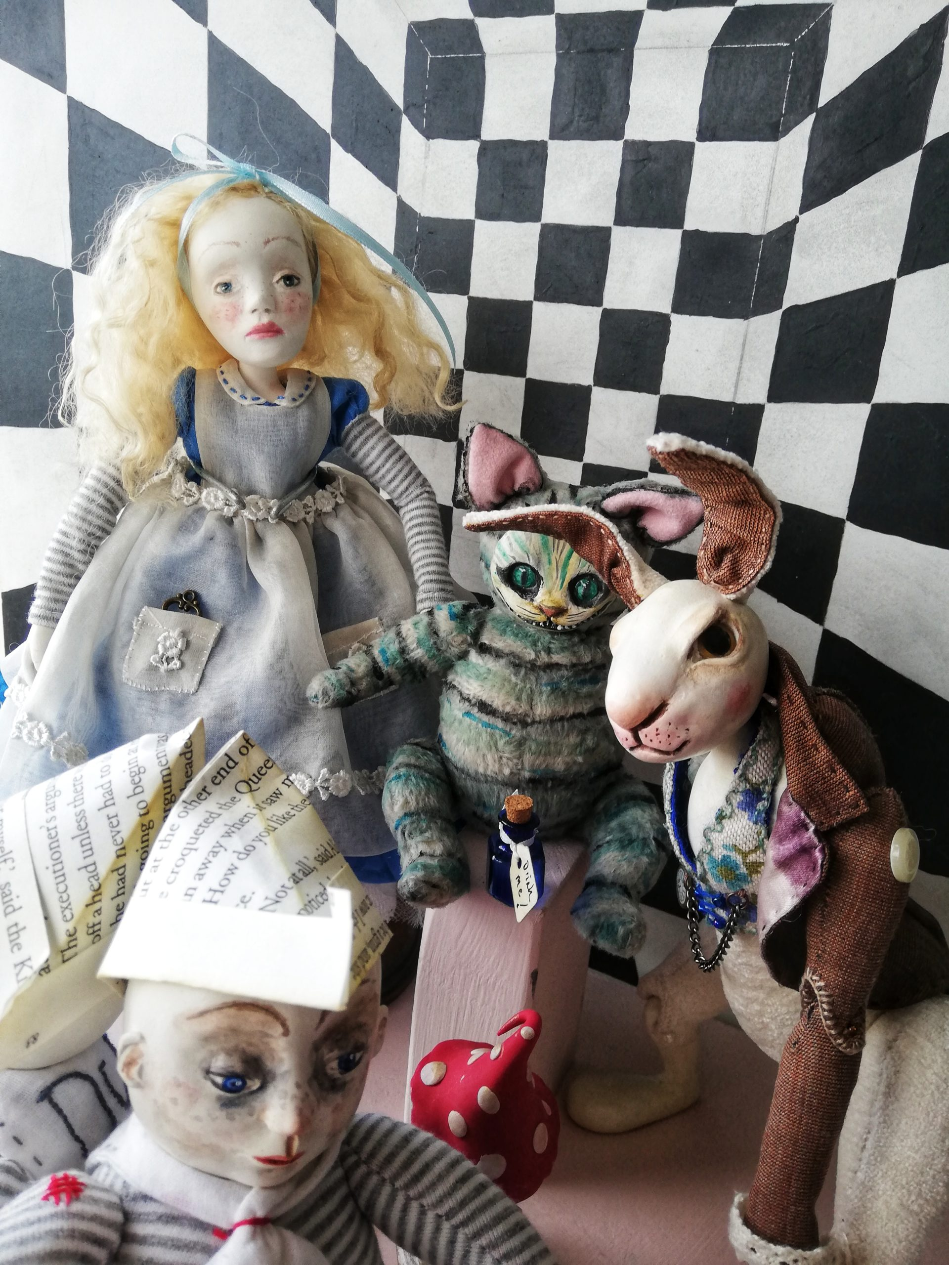 Alice and the Gang